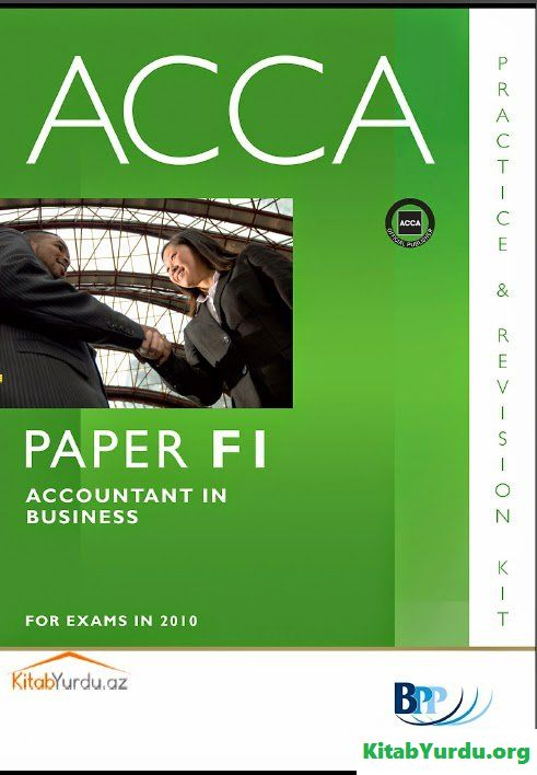 F1-Accountant in Business-Revision Kit-BPP