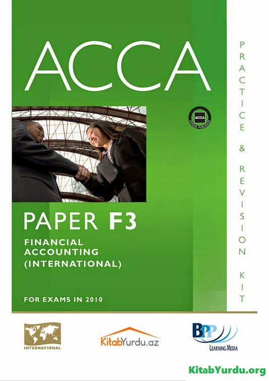F3-Financial Accounting (Int.)-Revision Kit-BPP