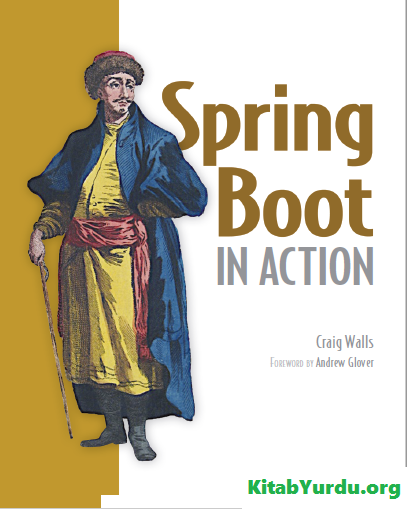 Craig Walls Spring Boot in Action