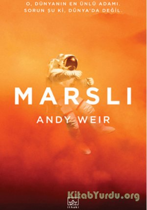 Andy Weir Marslı (The Martian) -məzmun