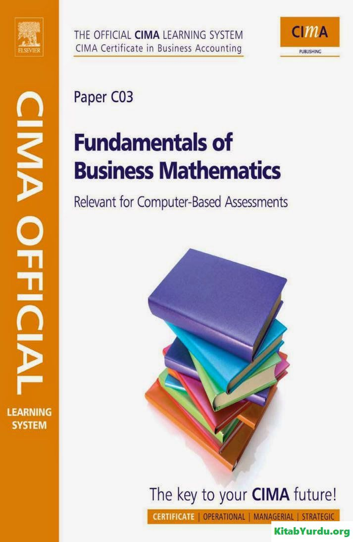 C3 – Fundamentals of Business Mathematics (CIMA)