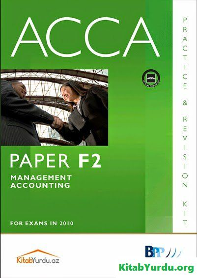 F2-Management Accounting-Revision Kit-BPP
