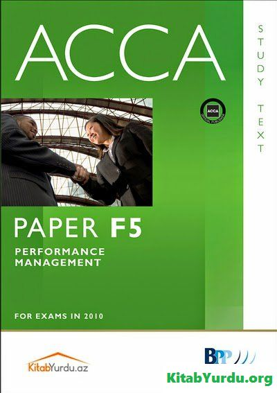 F5 Performance Management-Study Text-BPP