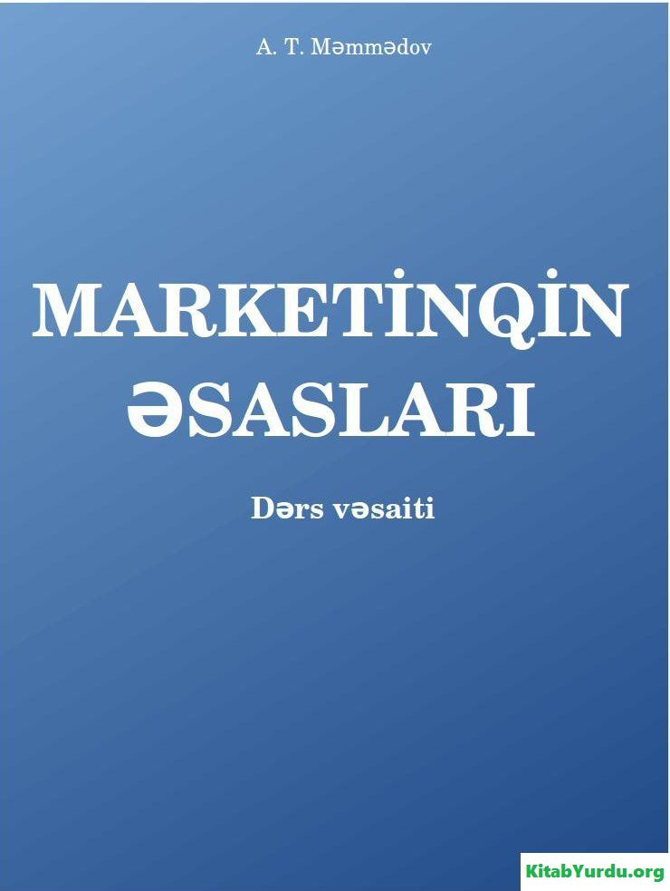 MARKETİNQİN ƏSASLARI