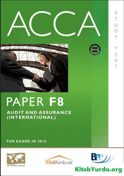 F8 Audit and Assurance (Int.)-Study Text-BPP