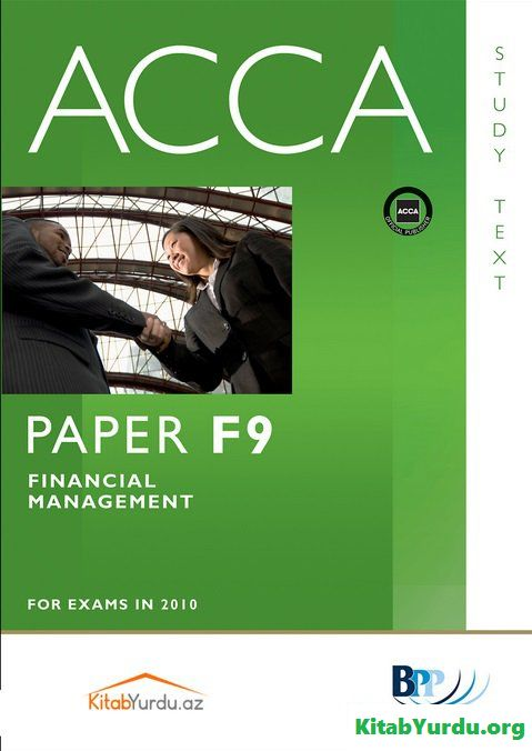 F9-Financial Management-Study Text-BPP